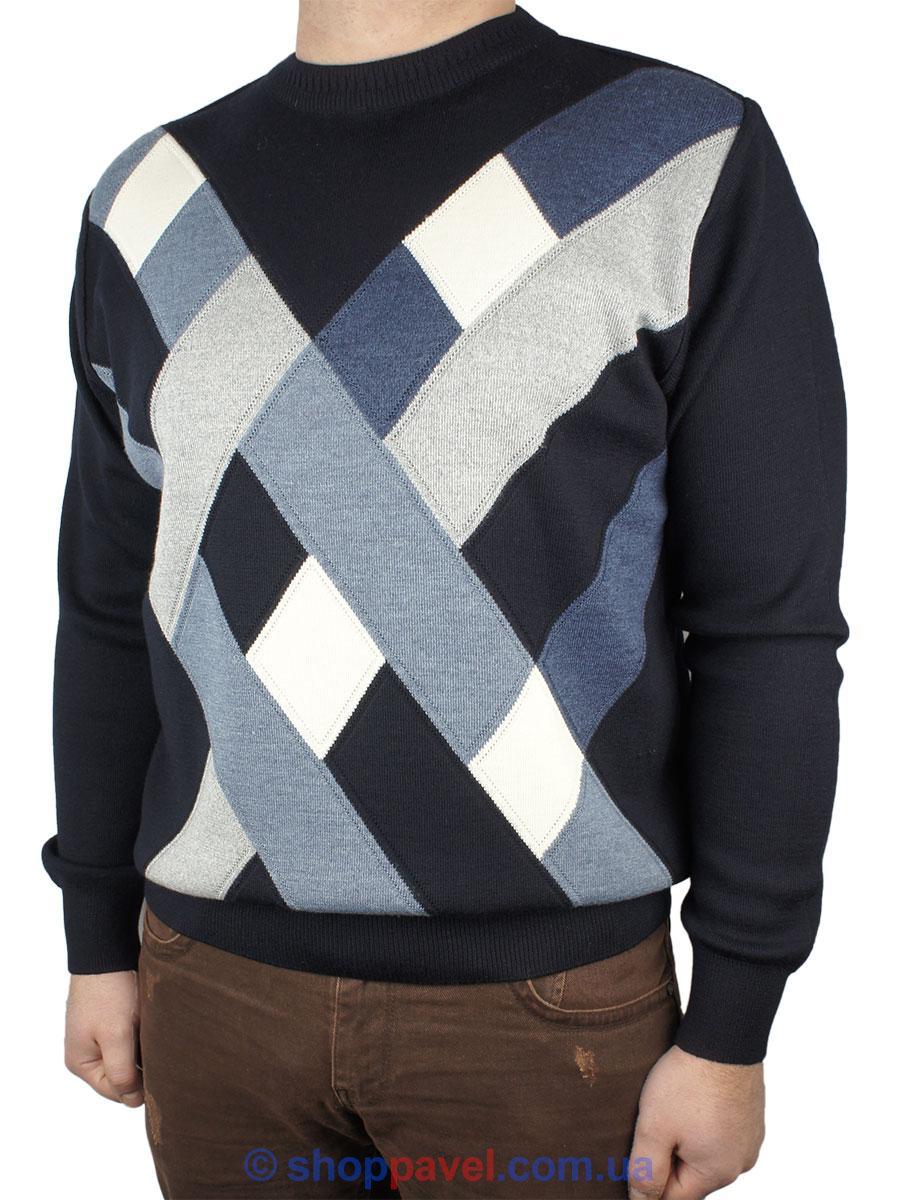 Мужской демисезонный свитер DLN 0598
