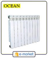 Радиатор алюминиевый Ocean 500/70.