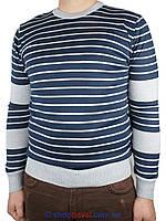 Мужской классический свитер Taddy 0280 Н круг в разных цветах