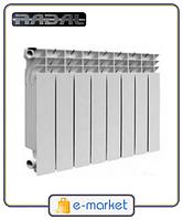 Радиатор алюминиевый Radal 500/80.