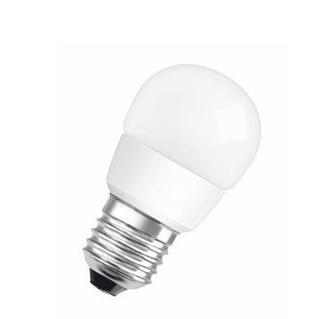 Лампа LED SUPERSTAR CLASSIC P25 ADV 3.8 W 827 E27 OSRAM диммируемая