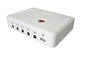 Джерело безперебійного живлення SK-616 Mini UPS (DC USB\5\9\12\15\24V)