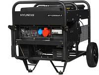 Генератор бензиновый Hyundai HY 12000 LE-3