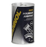 Присадка в двигатель Mannol 9991 Molibden Additive с молибденом