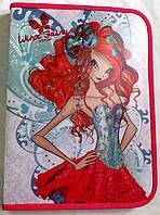 Папка для труда «Винкс - Кутюр» (Couture), пластиковая