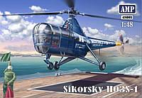 Sikorsky HO3S-1 1/48 AMP 48001