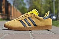 Кроссовки мужские Adidas Gazelle II (Натур Замш)