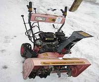 Снегоуборочная машина Кентавр СУ6165Е уценён  Бесплатная доставка