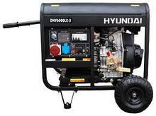 Дизельный генератор Hyundai DHY 6000 LE-3