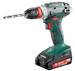Шуруповерт METABO 18V 2,0AH BS 18 QUICK 602217500