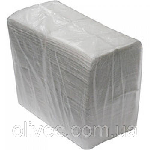 Салфетки барные белые 500 штук