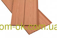 Фасадный сайдинг ДПК  Полимервуд выбрать цвет мербау, фото 1