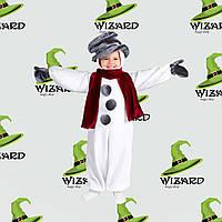 Маскарадный костюм Снеговик подростковый