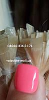 Южно-Русские волосы для наращивания на капсулах блонд 40 см, фото 1