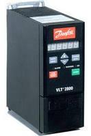Частотный преобразователь Danfoss (Данфосс) VLT 2800 0,55 кВт/1фаз. (178B8590)