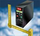 Частотный преобразователь Danfoss (Данфосс) VLT 2800 0,37 кВт/1фаз. (178B8589), фото 4