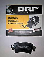 Тормозные колодки задние  Renault Master до 2010
