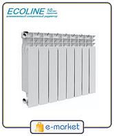 Радиатор алюминиевый HeatLine Ecoline 500/76.