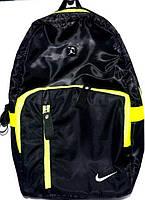 Спортивные и молодежные рюкзаки NIKE (ЧЕРНЫЙ)