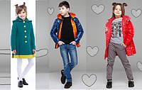 """Обновление в разделе"""" Детские демисезонные куртки и пальто""""."""