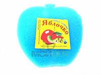 Мочалка банная Яблоко