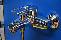 Смеситель для ванны Haiba Germes Chr.-009(EURO)