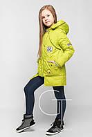 Детская демисезонная куртка для девочки SV 20407