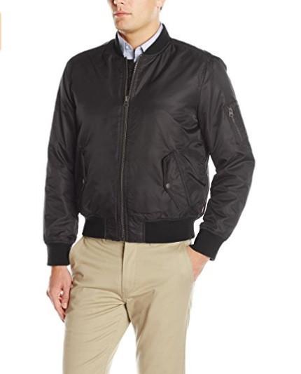 Куртка Levis Ma-1 Flight Jacket - Black