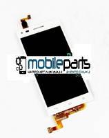 Оригинальный  Дисплей (Модуль) + Сенсор (Тачскрин) для Huawei Ascend G6  | L11 | L22 | L33 (Белый)