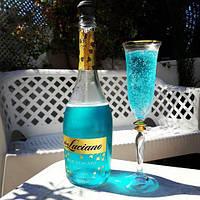 Don Luciano Charmat Blue Moscato - Голубое шампанское
