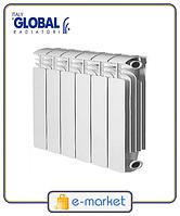 Радиатор алюминиевый Global Vox 500/100. Италия.