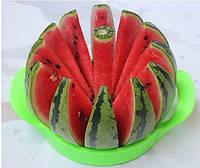 WATERMELON SLICER Device Kitchen Fruit Core Cantaloupe KNIFE