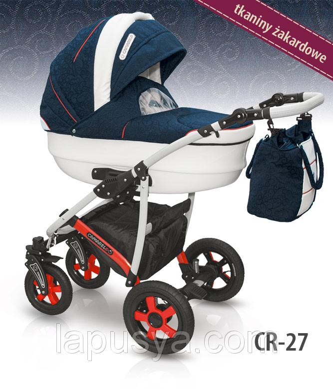 Дитяча коляска для прогулянок Camarelo Carmela