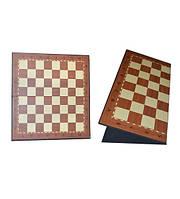Доска картонная для игры в шахматы, шашки.Q221