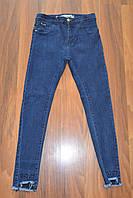 Джинсовые брюки СКИННИ для девочек оптом, Размеры 134-164 см .Фирма GRACE.Венгрия