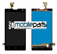 Оригинальный Дисплей (Модуль) + Сенсор (Тачскрин) для Huawei Honor 3C H30 U10 (Черный)