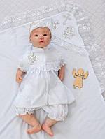 49bbfcbb5ac5 Набор для крещения девочки в Украине. Сравнить цены, купить ...