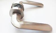 Ручка дверная Armadillo Excalibur матовый никель (Китай)