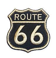 """Нашивка """"Route 66"""""""