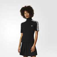 Футболка женская adidas 3-Stripes W BR4467 - 2017/2