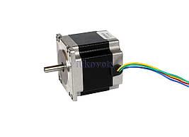 Шаговый двигатель 23HS6403  2.5A 1.1N.m, фото 3
