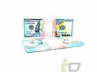 """Деньги """"100$""""  СУВЕНИР"""