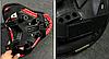 Стильные чехлы на мото сиденье, фото 5