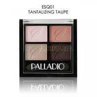 Palladio Тени для глаз Eyeshadow Quads ESQ01
