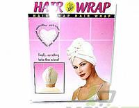 Полотенце на голову в коробке