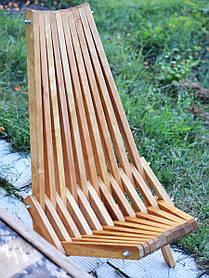 Кресло садовое шезлонг