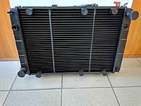 Радиатор охлаждения медный ГАЗ 3110 - 31105 (2-х рядный)