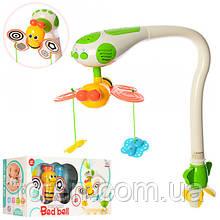 """Мобиль с проектором и подвесными игрушками WS6805 """"Бабочка"""""""