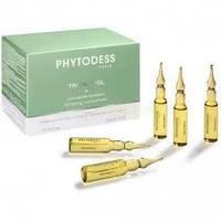 Средство Ампулы против выпадения волос Phytodess Trichobiol Concentre Fortifiant 14 шт по 5 мл