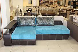 Угловой диван 16-1-6-45 с поворотным механизмом